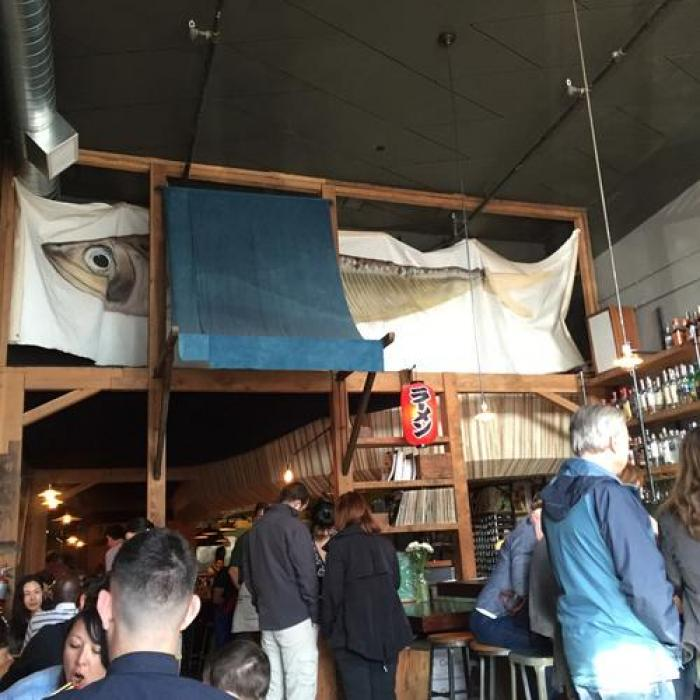 Ramen Shop, a tour attraction in Oakland United States