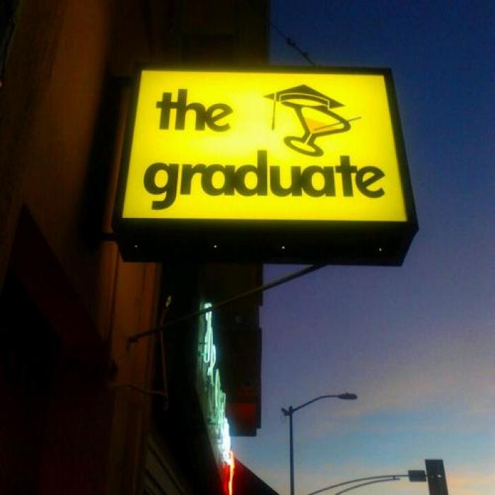 the Graduate, a tour attraction in Oakland United States