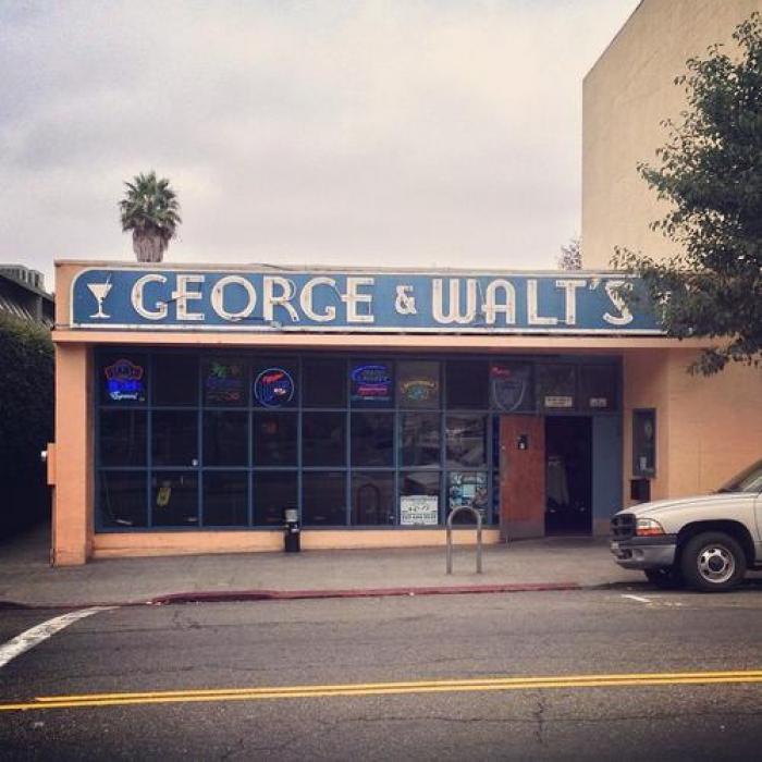 George & Walt