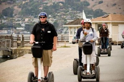 Segway Of Oakland, a tour attraction in Oakland United States