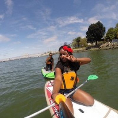 Midnight Kayak, a tour attraction in Oakland United States