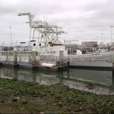 USS Potomac, a tour attraction in Oakland United States
