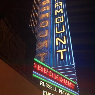 Paramount Theatre, a tour attraction in Oakland United States