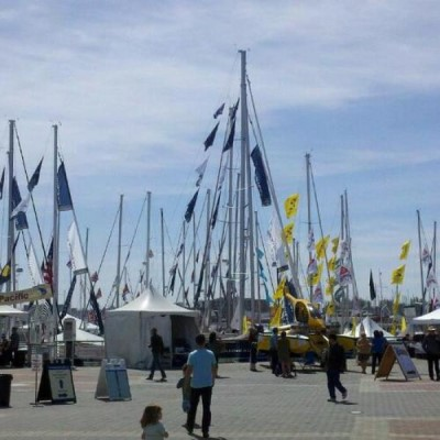 Strictly Sail Pacific Boat Show, a tour attraction in Oakland United States