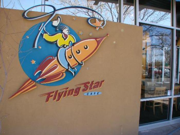 Flying Star Café, a tour attraction in Albuquerque United States