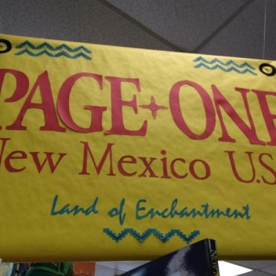 Page 1 Books, a tour attraction in Albuquerque United States