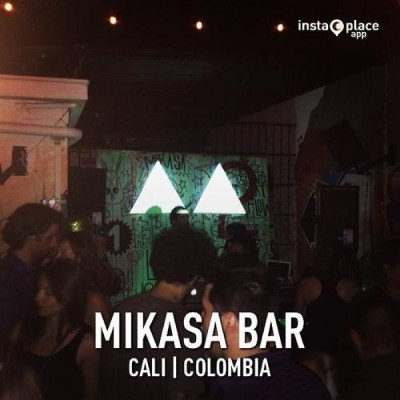 Mikasa Bar, a tour attraction in Cali Colombia