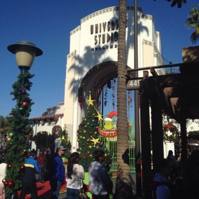 Universal Studios Hollywood, a tour attraction in Universal City United States