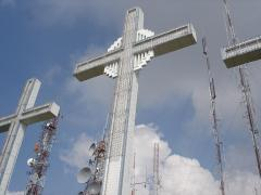 Cerro de las Tres Cruces, a tour attraction in  Colombia
