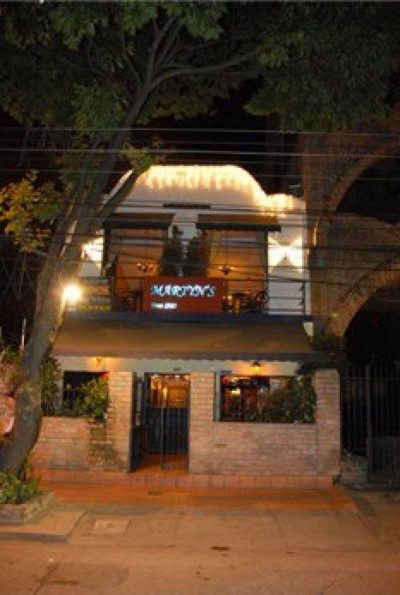 Bar Martyn's, a tour attraction in Cali Colombia