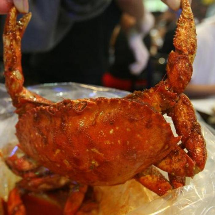 The Boiling Crab, a tour attraction in Los Angeles United States