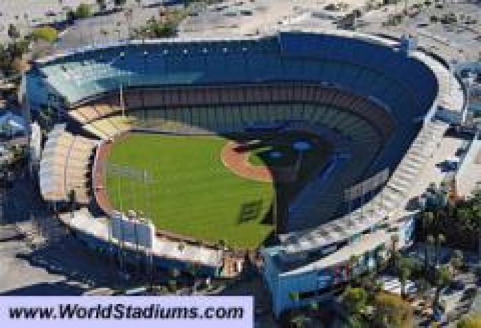Dodger Stadium, a tour attraction in Los Angeles United States