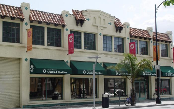 San Jose Museum of Quilts & Textiles, a tour attraction in San Jose United States