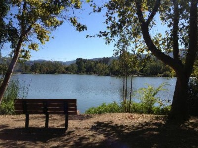 Los Gatos Creek Trail, a tour attraction in San Jose United States
