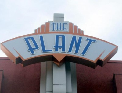 The Plant Shopping Center, a tour attraction in San Jose United States