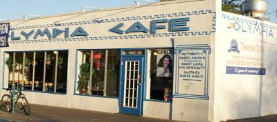Olympia Cafe, a tour attraction in Albuquerque United States