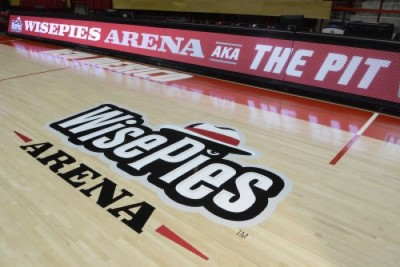 WisePies Arena, a tour attraction in Albuquerque United States