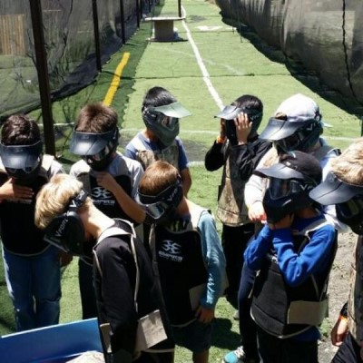 Santa Clara Paintball, a tour attraction in San Jose United States
