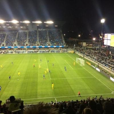 Avaya Stadium, a tour attraction in San Jose United States
