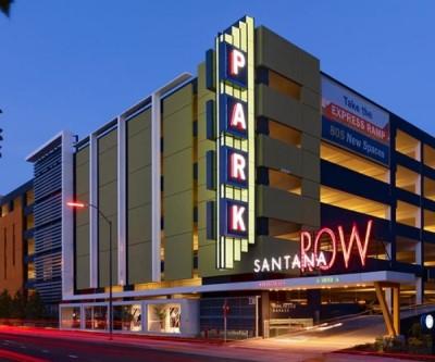 CinéArts Santana Row, a tour attraction in San Jose United States