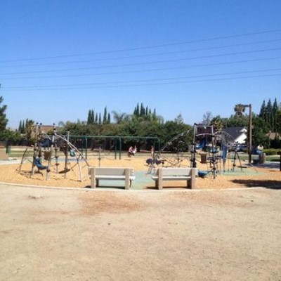 Flickinger Park, a tour attraction in San Jose United States