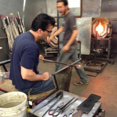 Bay Area Glass Institute (BAGI), a tour attraction in San Jose United States