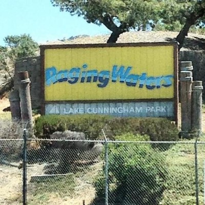 Raging Waters, a tour attraction in San Jose United States