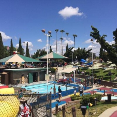 Golfland Emerald Hills, a tour attraction in San Jose United States