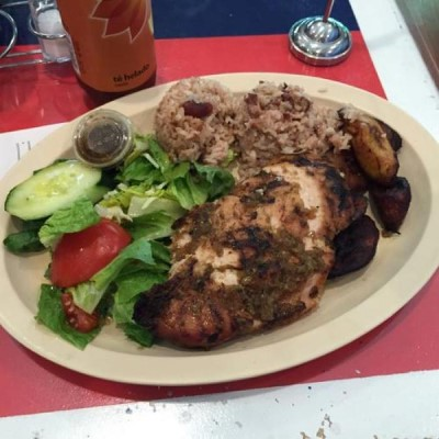 Back A Yard Caribbean American Grill, a tour attraction in San Jose United States