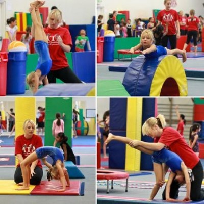 Aerial Tumbling and Acrobatics, a tour attraction in San Jose United States
