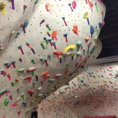 The Studio Climbing & Fitness, a tour attraction in San Jose United States