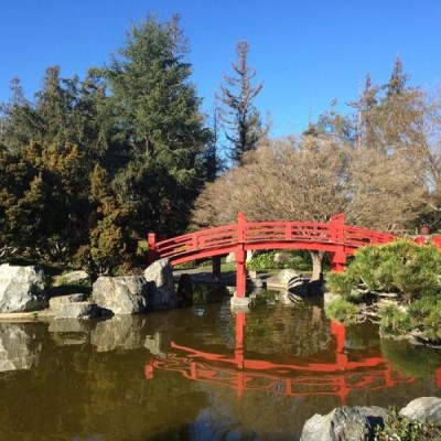 Japanese Friendship Garden, a tour attraction in San Jose United States