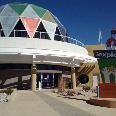 Explora!, a tour attraction in Albuquerque United States