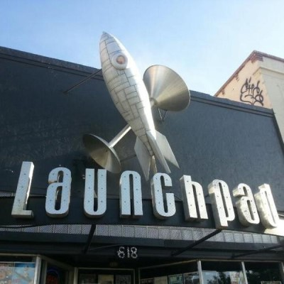Launchpad, a tour attraction in Albuquerque United States