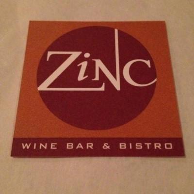 Zinc Wine Bar & Bistro, a tour attraction in Albuquerque United States