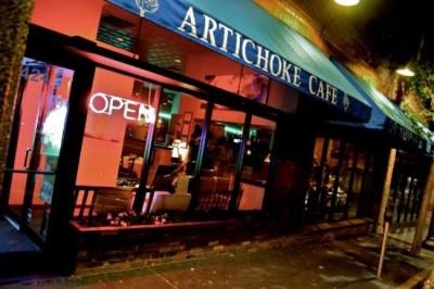 Artichoke Cafe, a tour attraction in Albuquerque United States