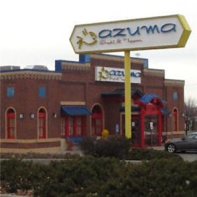 Azuma Sushi and Teppan, a tour attraction in Albuquerque United States