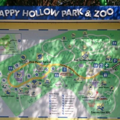 Happy Hollow Park & Zoo, a tour attraction in San Jose United States