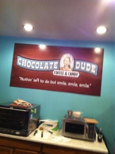 ChocolateDude, a tour attraction in Albuquerque United States