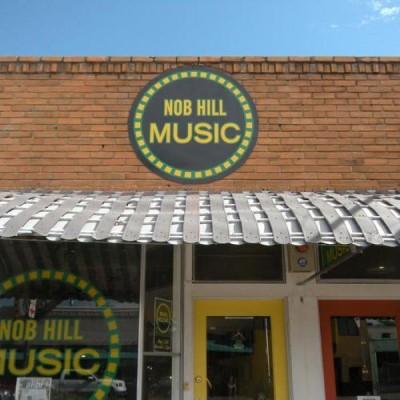 Nob Hill Music, a tour attraction in Albuquerque United States