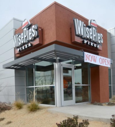 WisePies #4, a tour attraction in Albuquerque United States