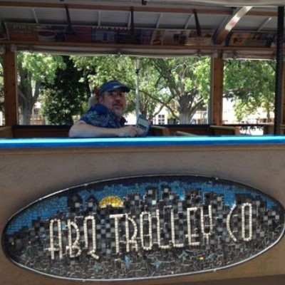ABQ Trolley, a tour attraction in Albuquerque United States