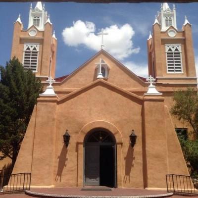 San Felipe De Neri Catholic Church, a tour attraction in Albuquerque United States