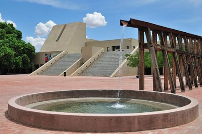 National Hispanic Cultural Center, a tour attraction in Albuquerque United States