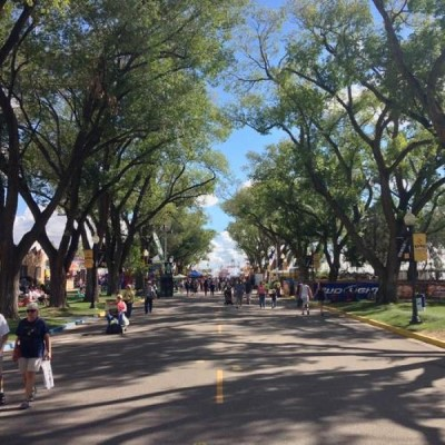 New Mexico State Fairgrounds, a tour attraction in Albuquerque United States