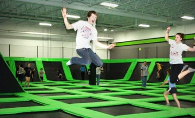 Gravity Park, a tour attraction in Albuquerque United States