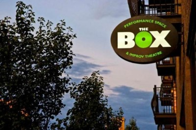 The Box Performance Space, a tour attraction in Albuquerque United States