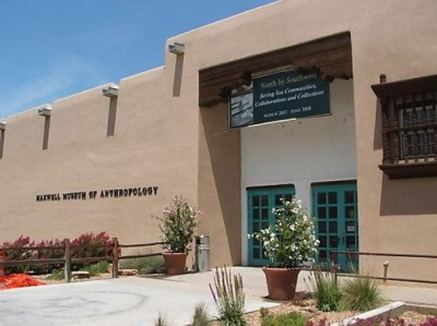 Maxwell Museum of Anthropology, a tour attraction in Albuquerque United States