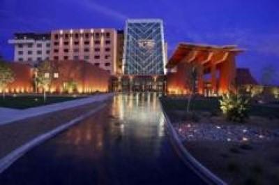 Isleta Resort & Casino, a tour attraction in Albuquerque United States
