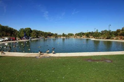 tingley beach, a tour attraction in Albuquerque United States